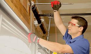 garage door spring repair Van Nuys